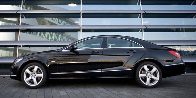 2005 Mercedes CLS