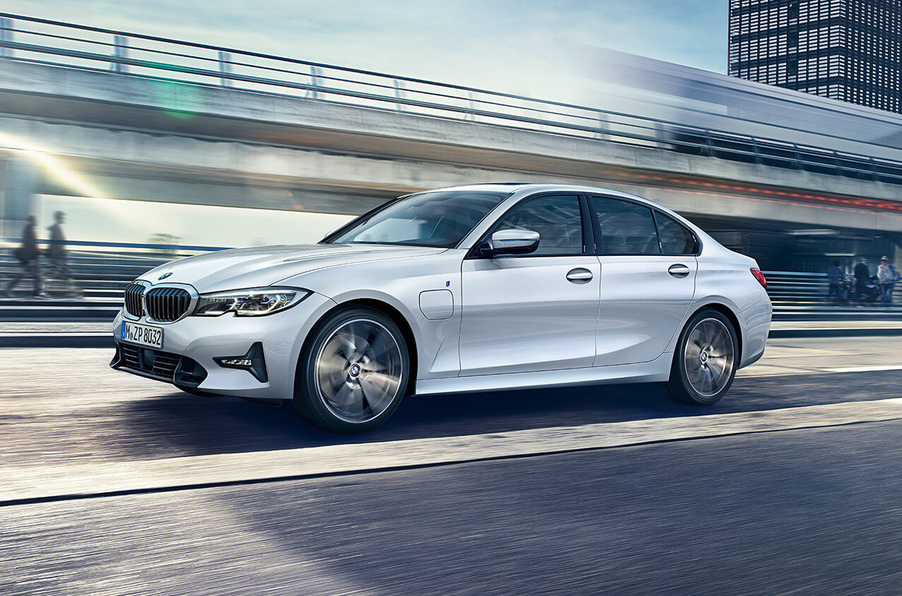 BMW 3 Series Plug-In Hybrid