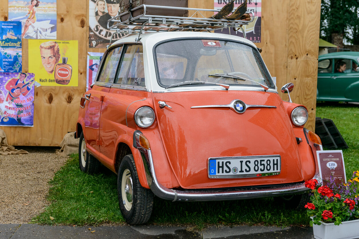 BMW Isetta Bubble