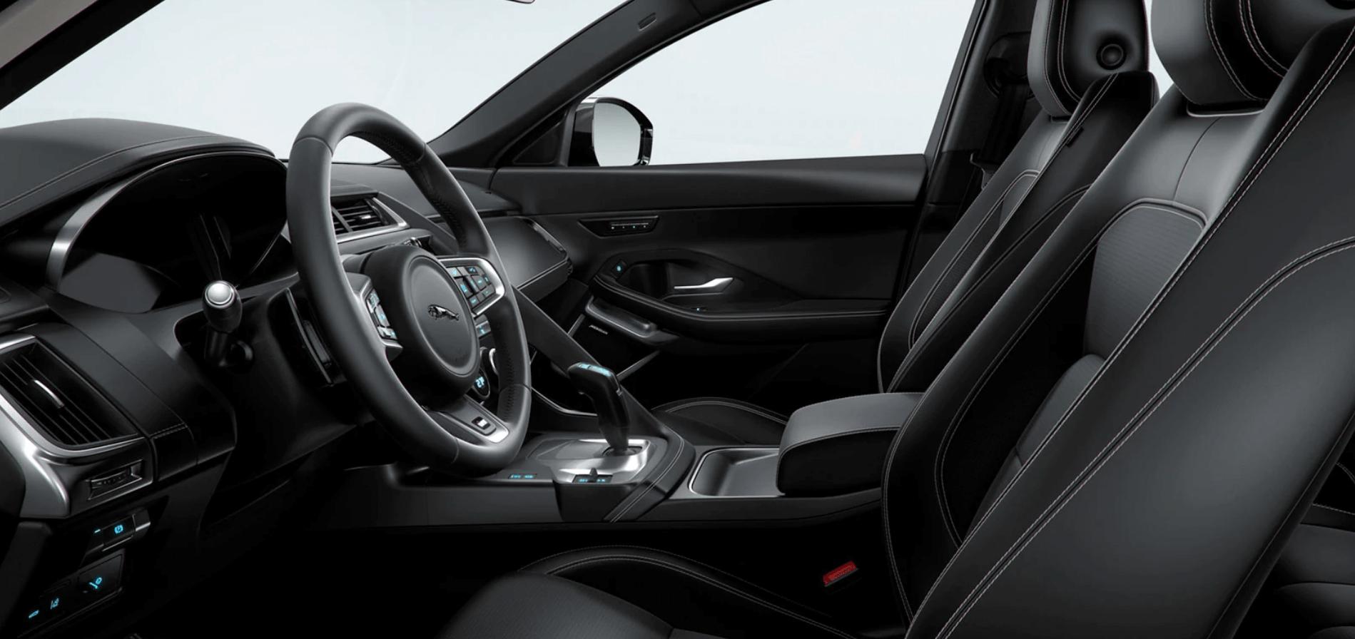E-Pace R-Dynamic interior
