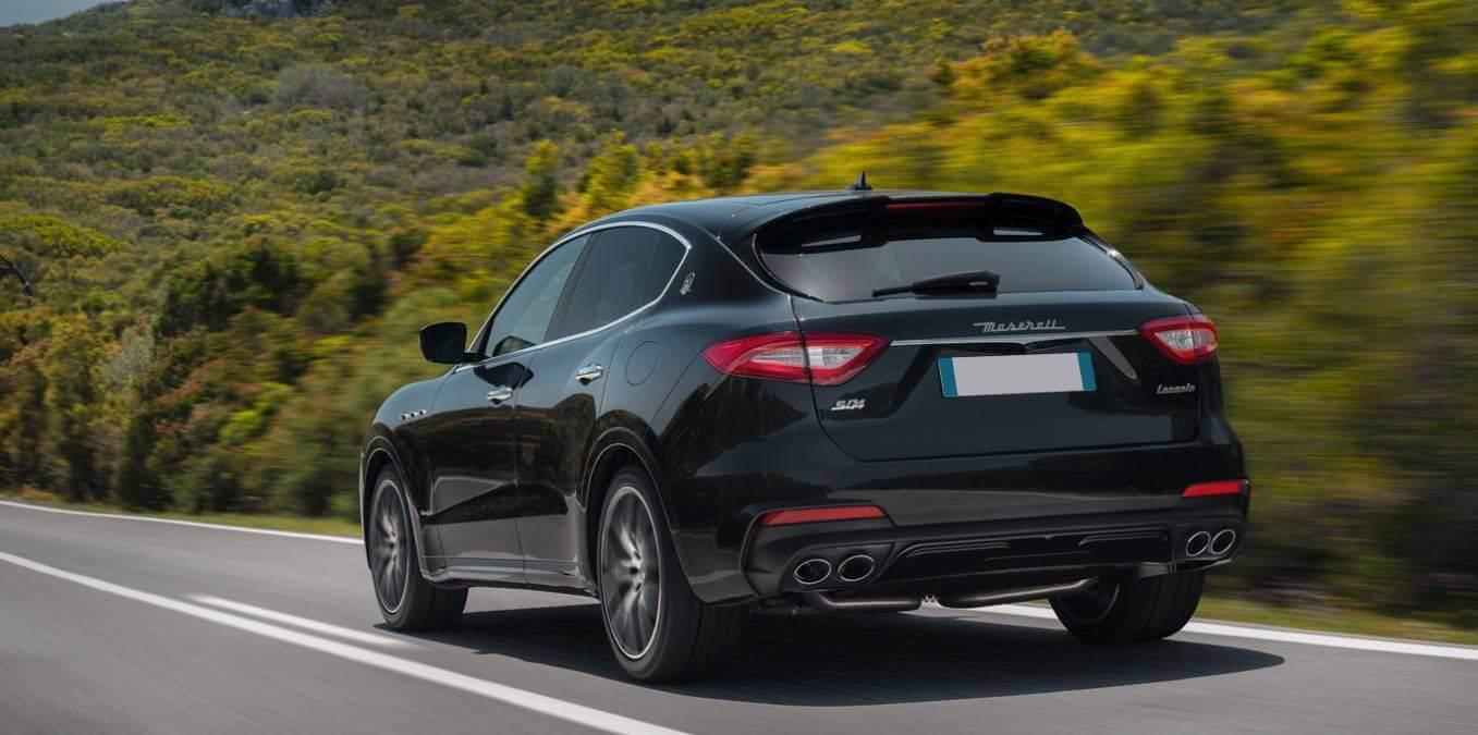 Maserati Levante Rear