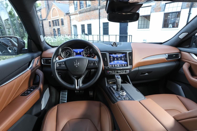Maserati Levante GranLusso Interior