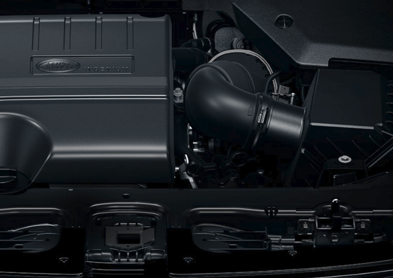 Jaguar Land Rover's Ingenium engines