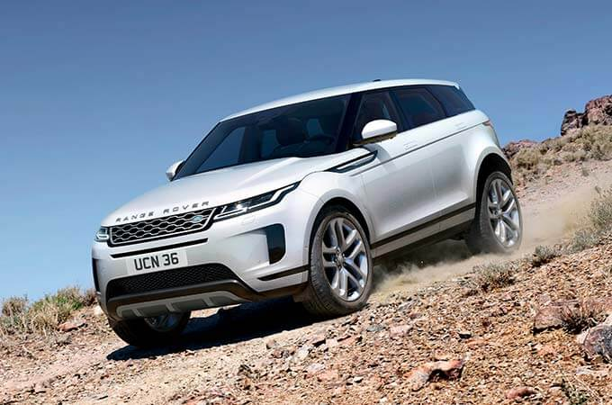 Land Rovers New Range Rover Evoque 2019 Complete Leasing