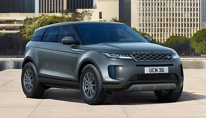 The Core Evoque