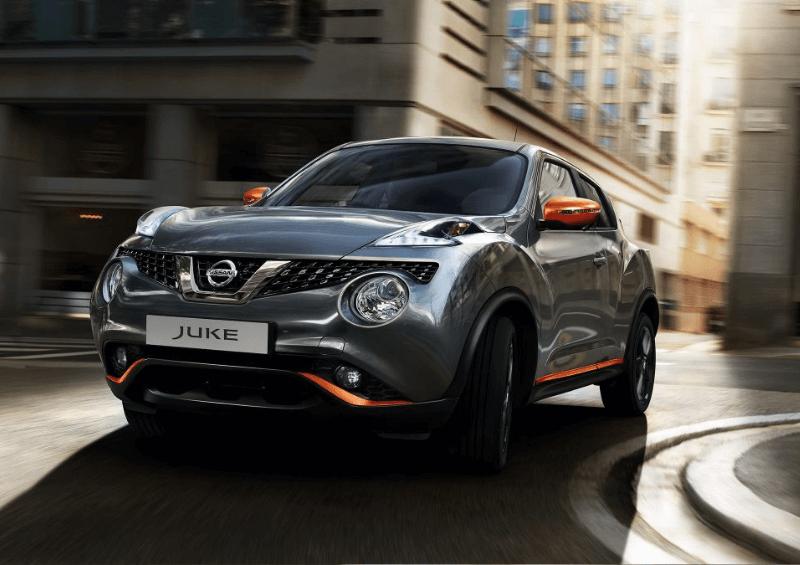 Nissan Juke higher spec