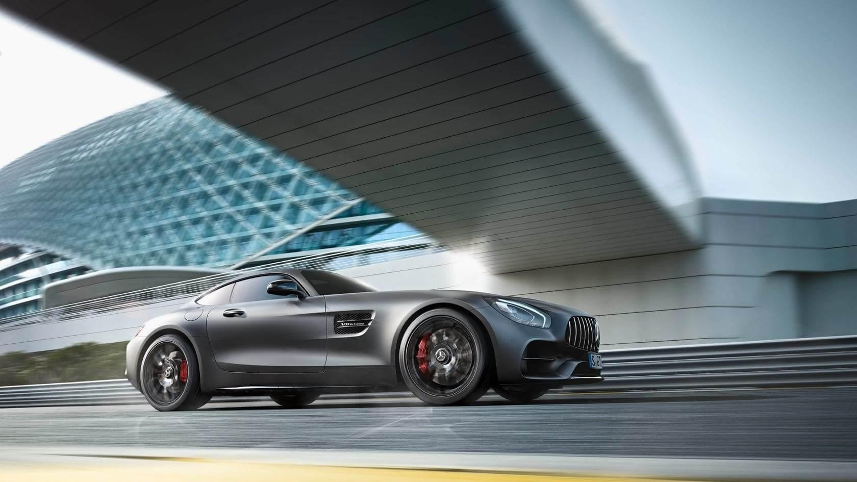 Mercedes AMG GT C Edition