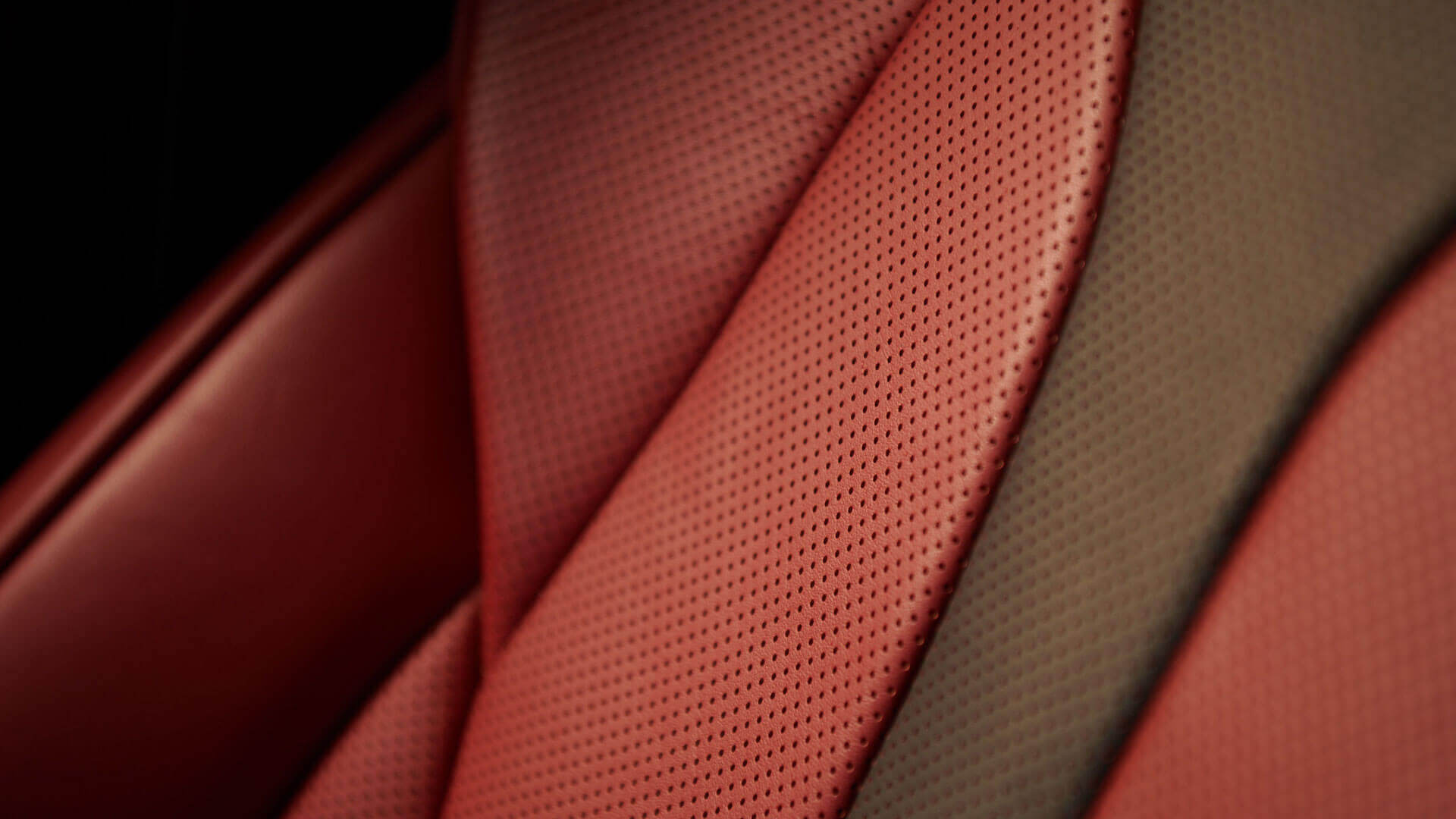 Lexus UX leather