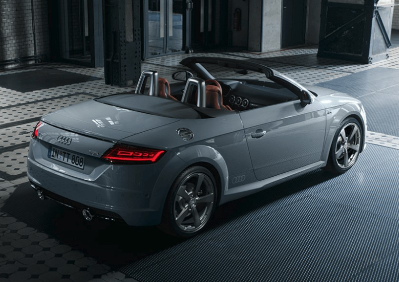 Audi TT 20 Years Special Edition 2019