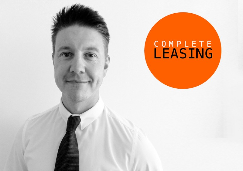 Director Andrew Evans of Complete Leasing