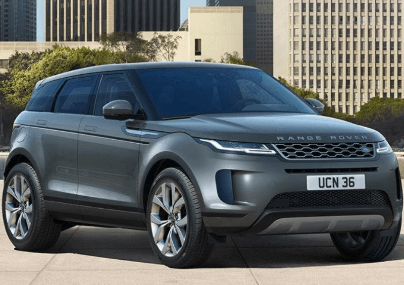 Range Rover Evoque 2019 First Edition