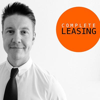Director Andrew Evans of Complete Leasing