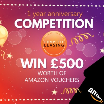Win 500 worth of Amazon vouchers